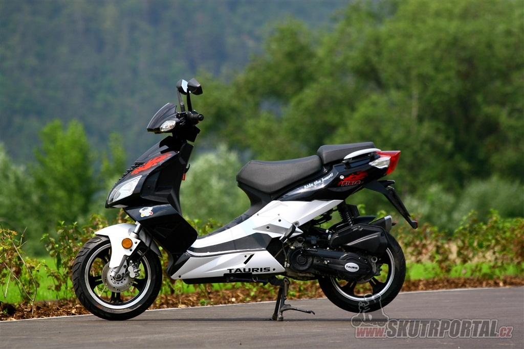 Tauris Fiera 125 4T #1