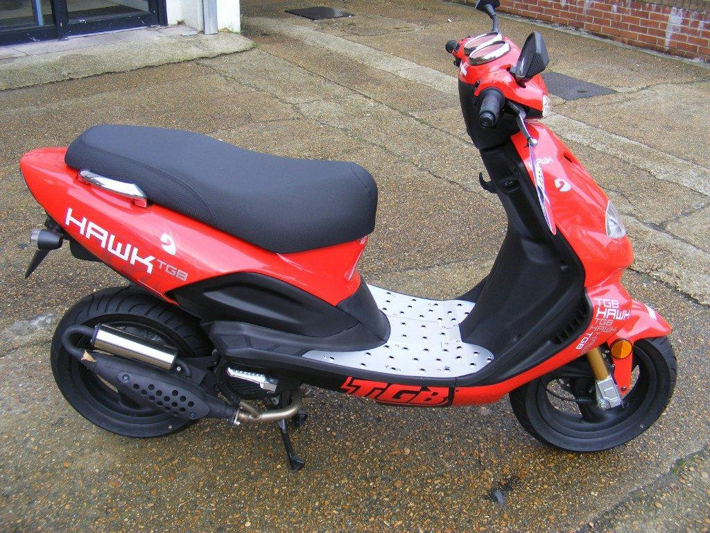 TGB Delivery (125 cc) 2007 #1