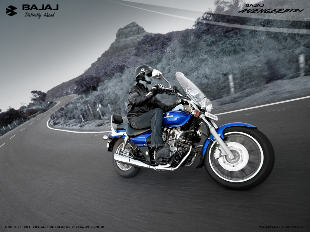 The Bajaj Avenger Lives On #7