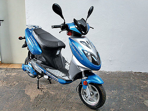 The high performing scooty Innoscooter EM 2500 L #8