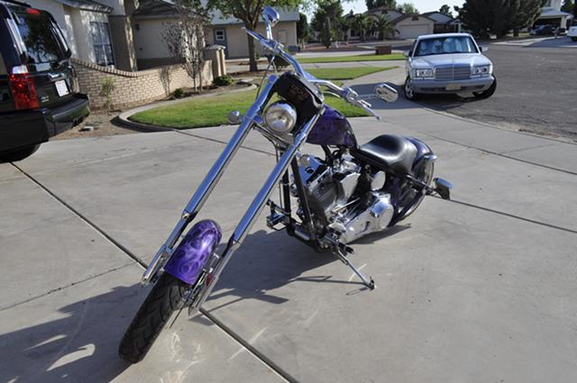 Titan Radical Rigid Chopper 2006 #2