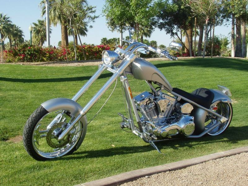 Titan Radical Rigid Chopper 2006 #5