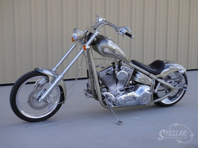 Titan Sidewinder Custom Softail Chopper #3