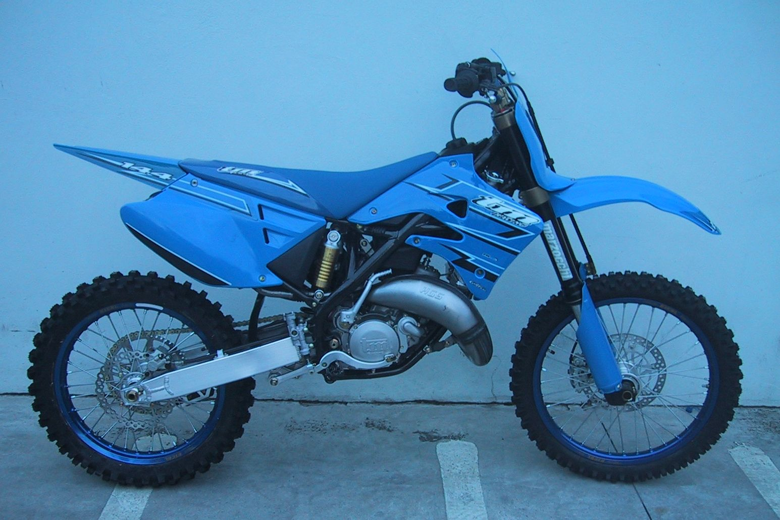 TM racing MX 125 2006 #1