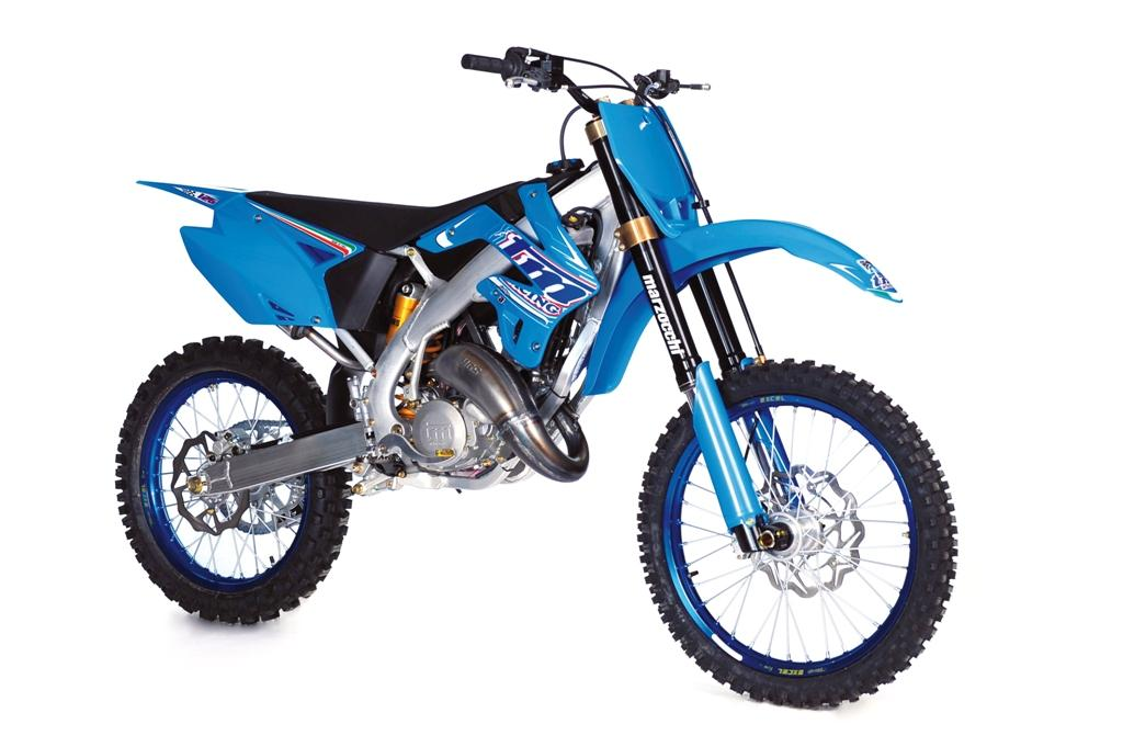 TM racing MX 125 Cross #1