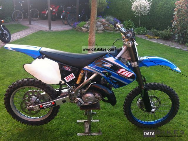 TM racing MX 125 Cross #5