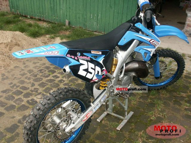 TM racing MX 125 Cross #6