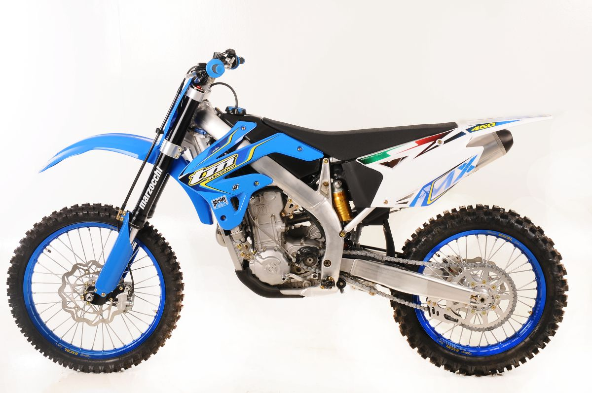 TM racing MX 250 2010 #1