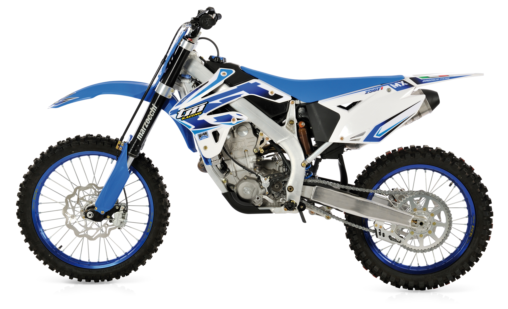 TM racing MX 250 Fi 2010 #1