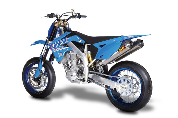 TM racing MX 250 Fi 2010 #10