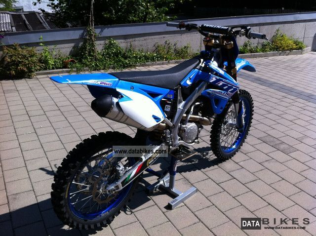 TM racing MX 250 Fi 2010 #12