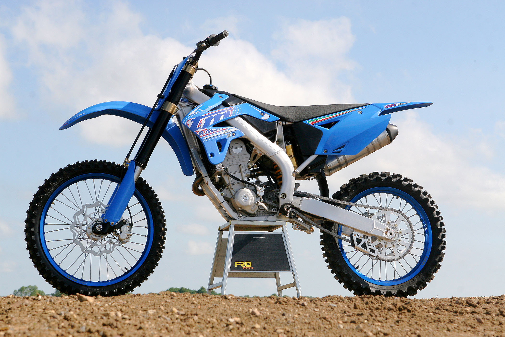 TM racing MX 250 Fi 2010 #6