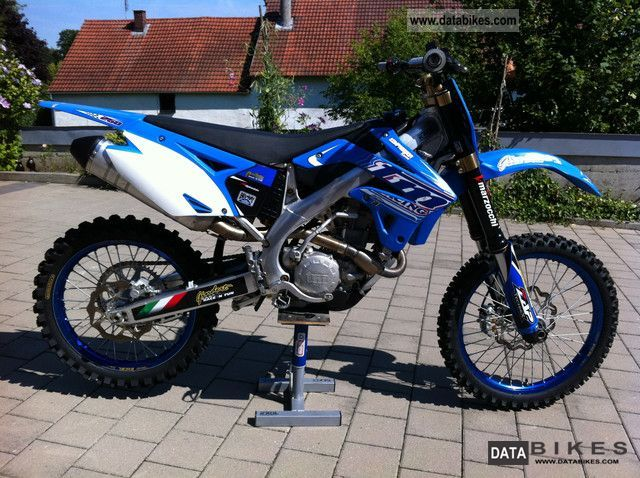 TM racing MX 250 Fi 2010 #8