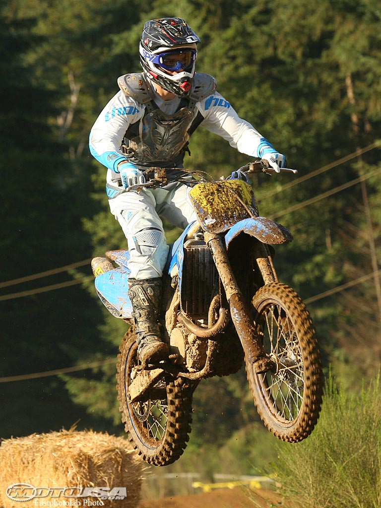2007 TM racing MX 530 F #7