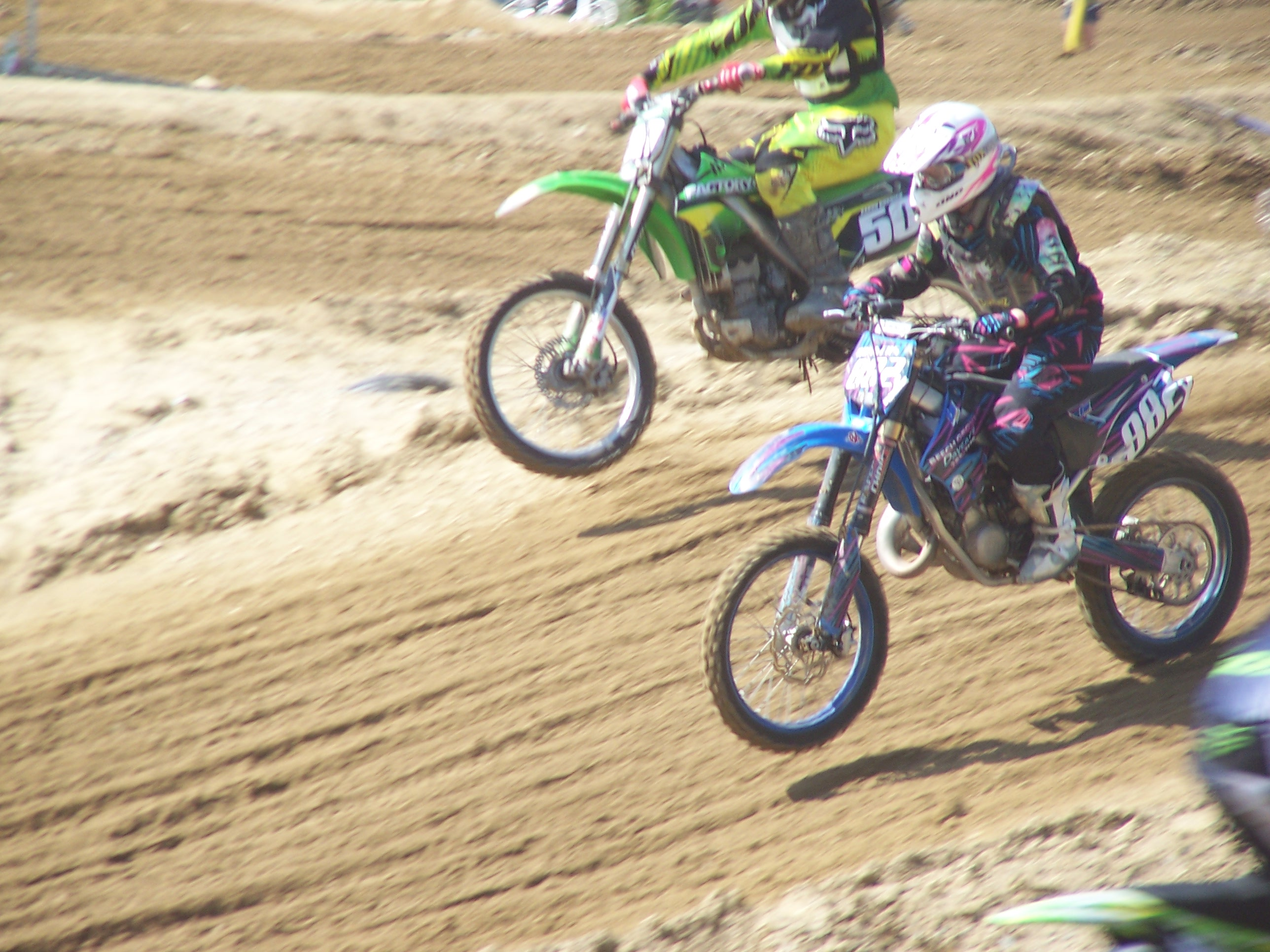 TM racing MX 85 Junior Cross #12
