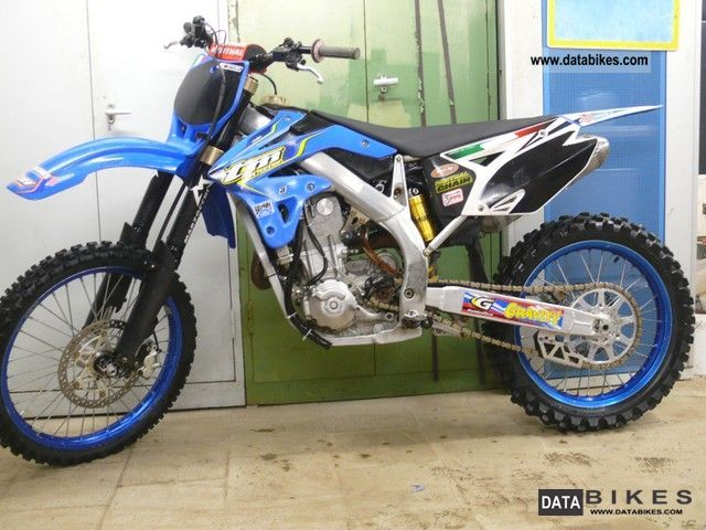 TM racing MX 85 Junior Cross #4