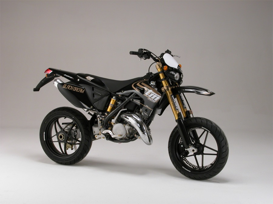 TM racing SMM 125 Black Dream 2007 #3