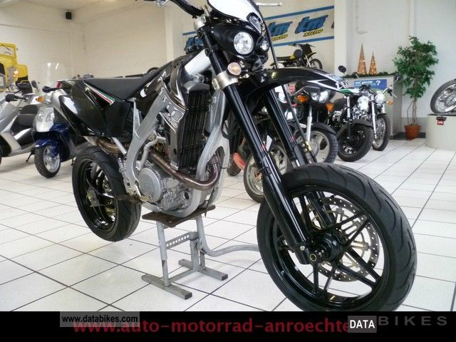 TM racing SMM 125 Black Dream 2007 #6