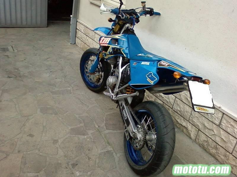 TM racing SMM 125 Black Dream 2007 #7