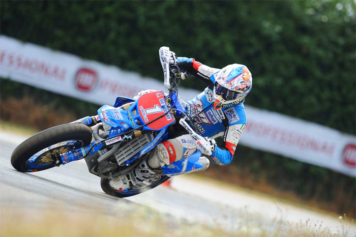 TM Racing Super motard #7