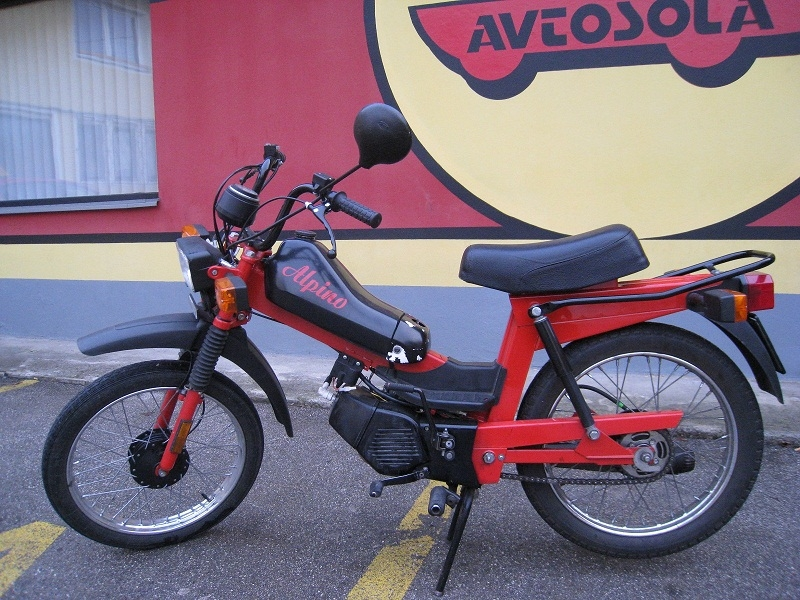 Tomos Alpino 2008 #2