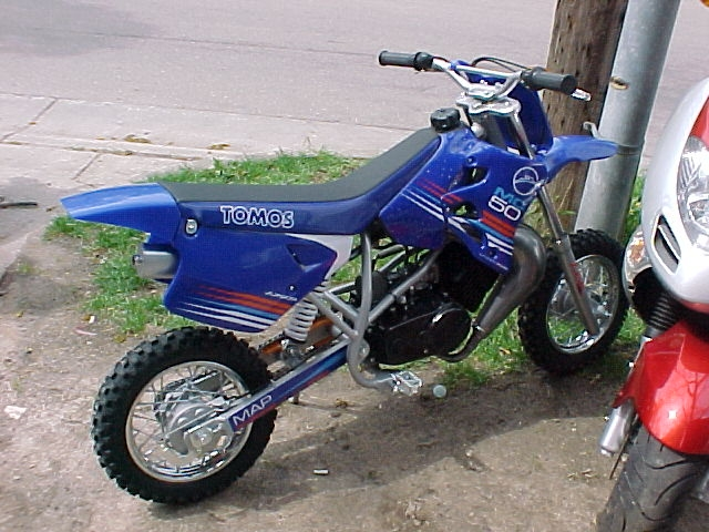 Tomos Cross Minibike #3