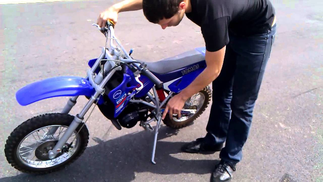 Tomos Cross Minibike #7