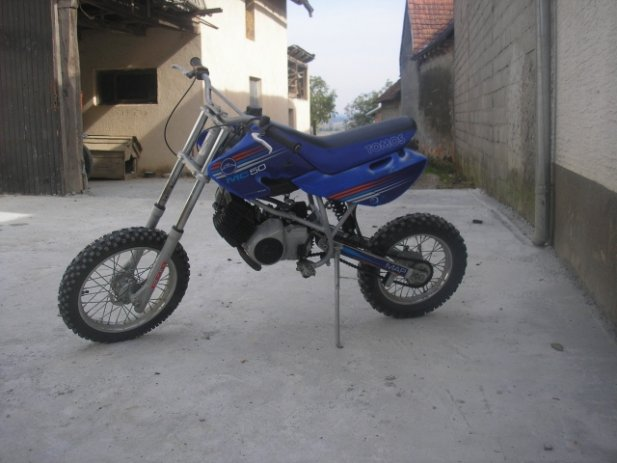 Tomos MC 50 Senior X 2007 #11
