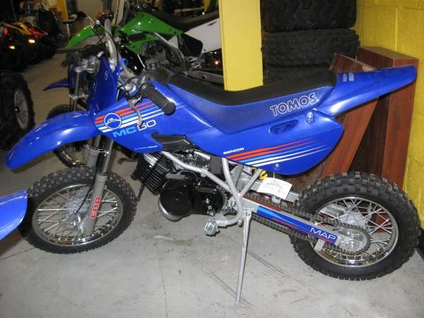 Tomos MC 50 Senior X 2007 #5
