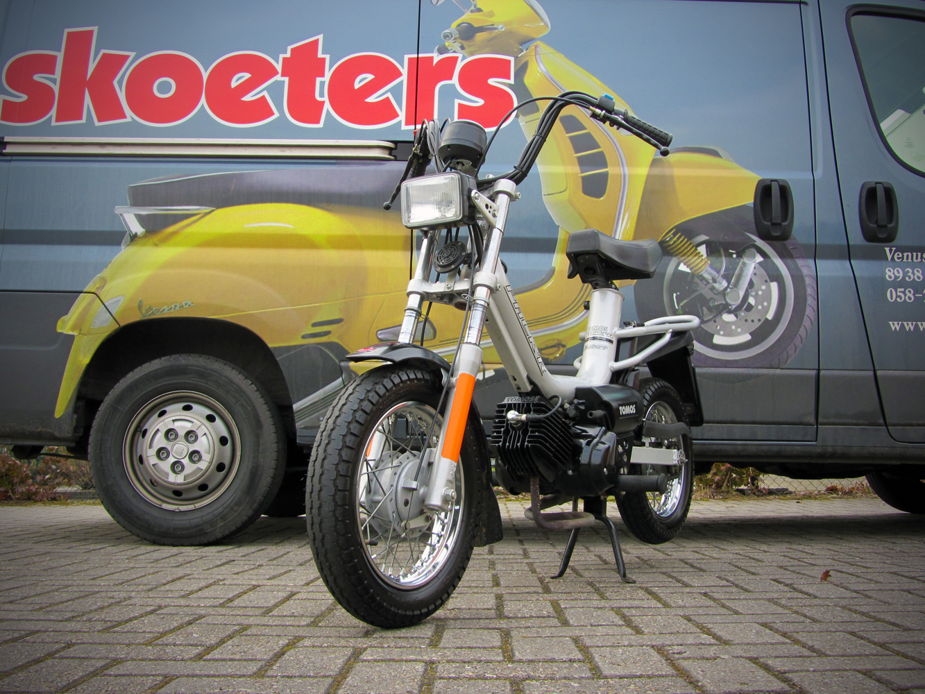 Tomos PackR 50 #1