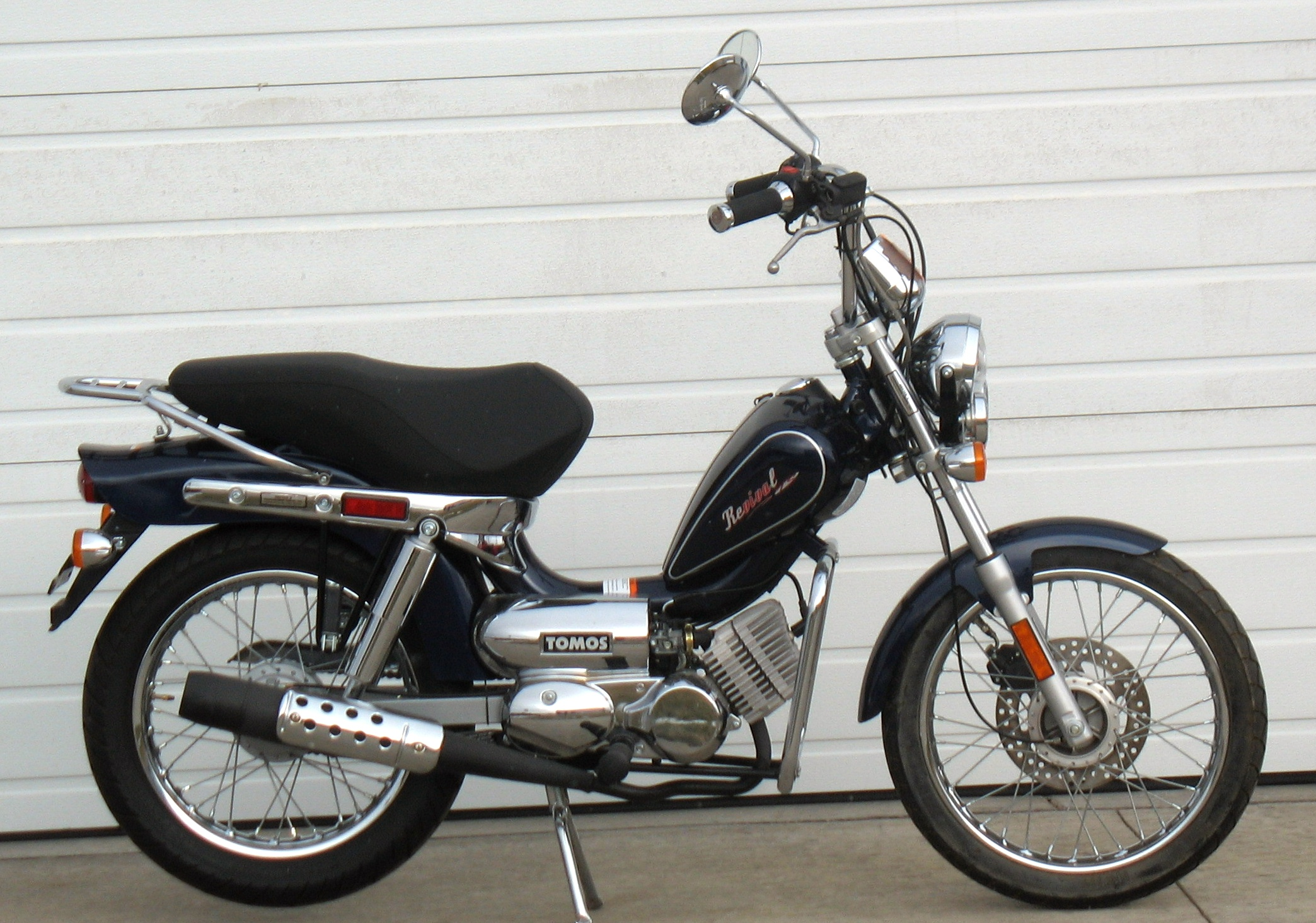 Tomos Revival TS 2006 #2