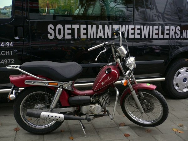 Tomos Revival TS 2006 #7