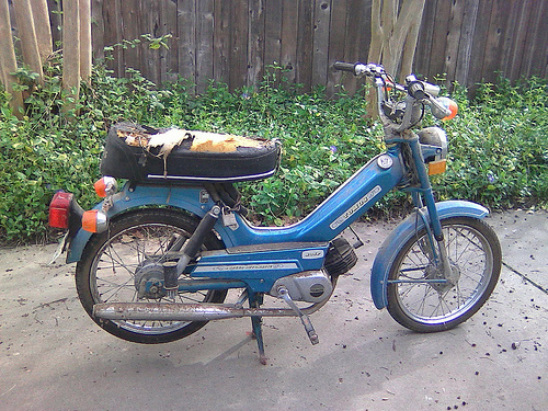 Tomos Scooter #10