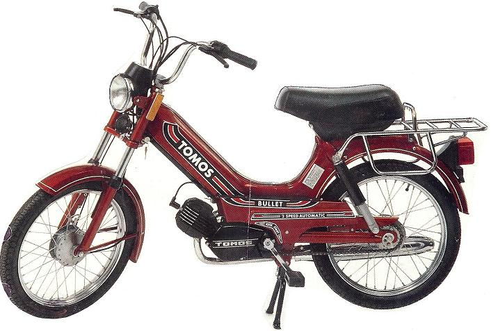 Tomos Scooter #2