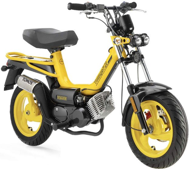Tomos Youngst r Racing #1