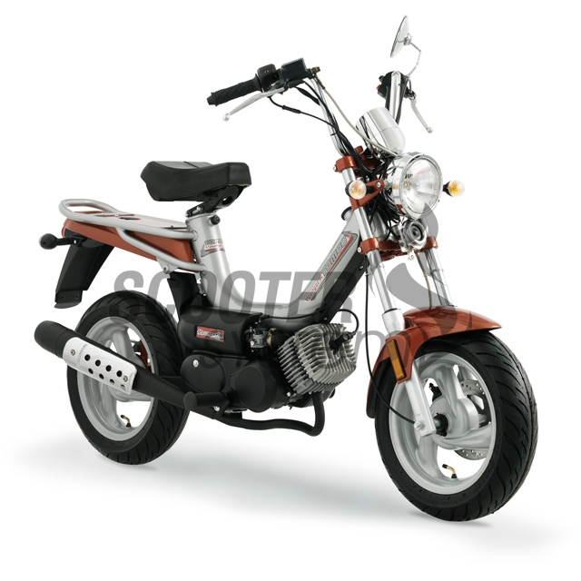 Tomos Youngst r Racing #10