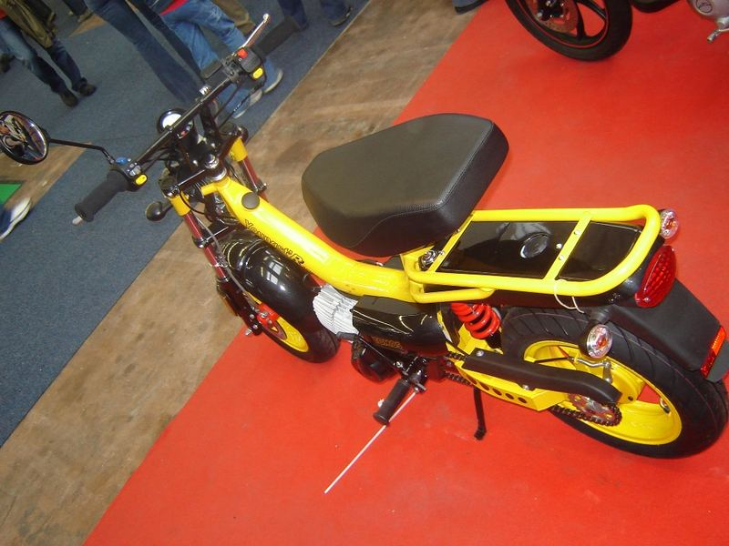 Tomos Youngst r Racing #12
