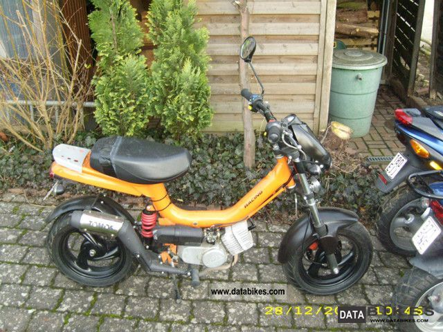 Tomos Youngst r Racing 2006 #1