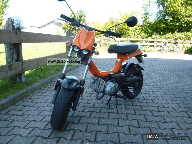 Tomos Youngst r Racing 2006 #10
