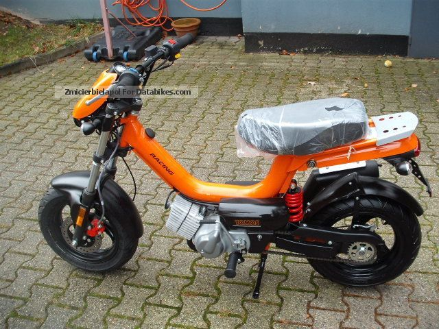 Tomos Youngst r Racing 2006 #2