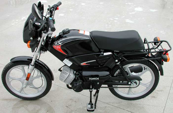 Tomos Youngst r Racing 2006 #4