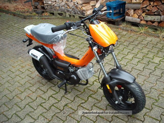 Tomos Youngst r Racing #4