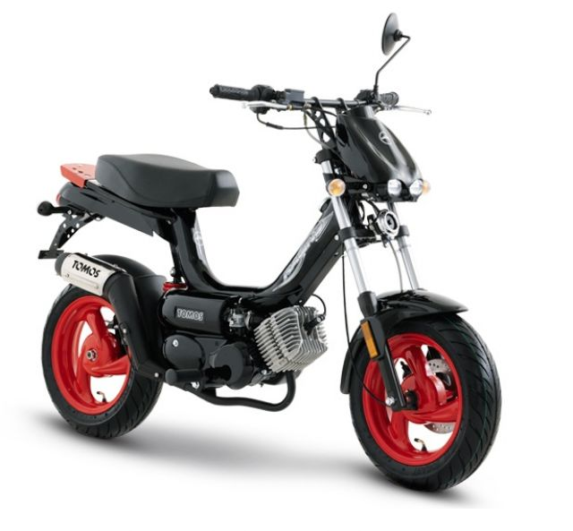 Tomos Youngst r Racing #9