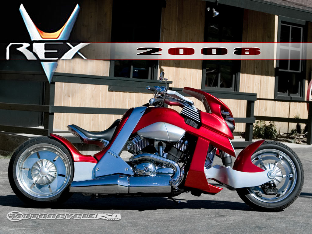 Travertson V-Rex 2009 #7