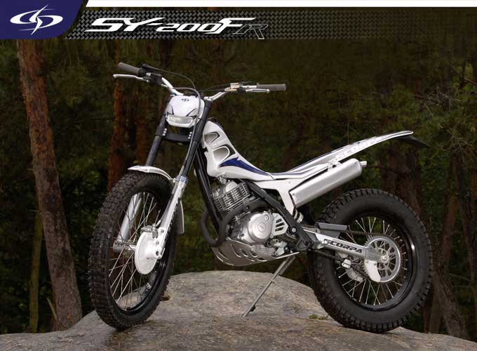 Trial Motorcycles #12