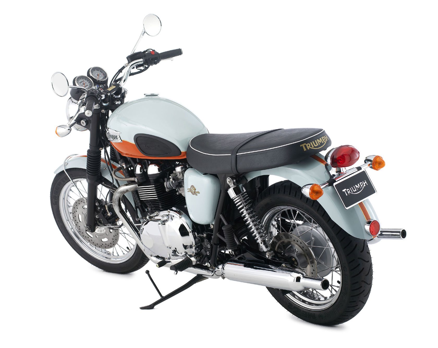 Triumph Bonneville 50th #10