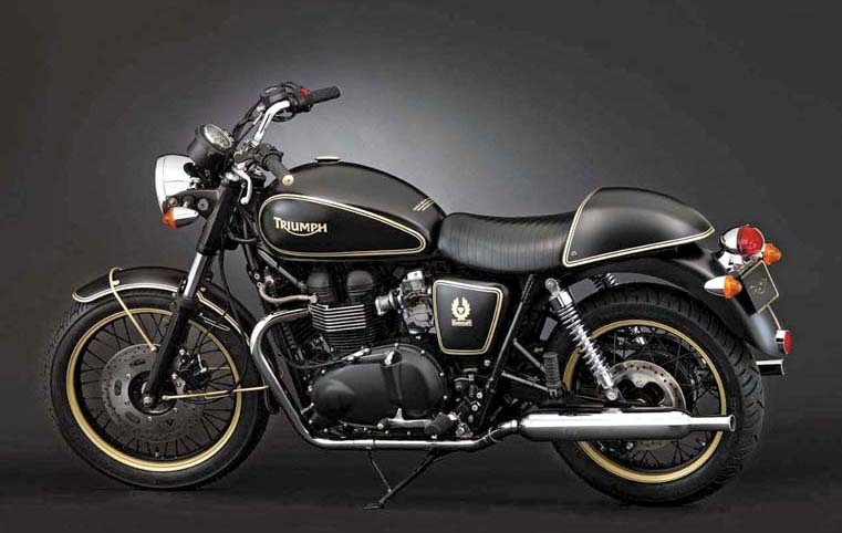 Triumph Bonneville 50th #6