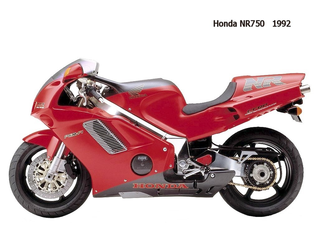 Triumph Daytona 750 (reduced effect) 1992 #8
