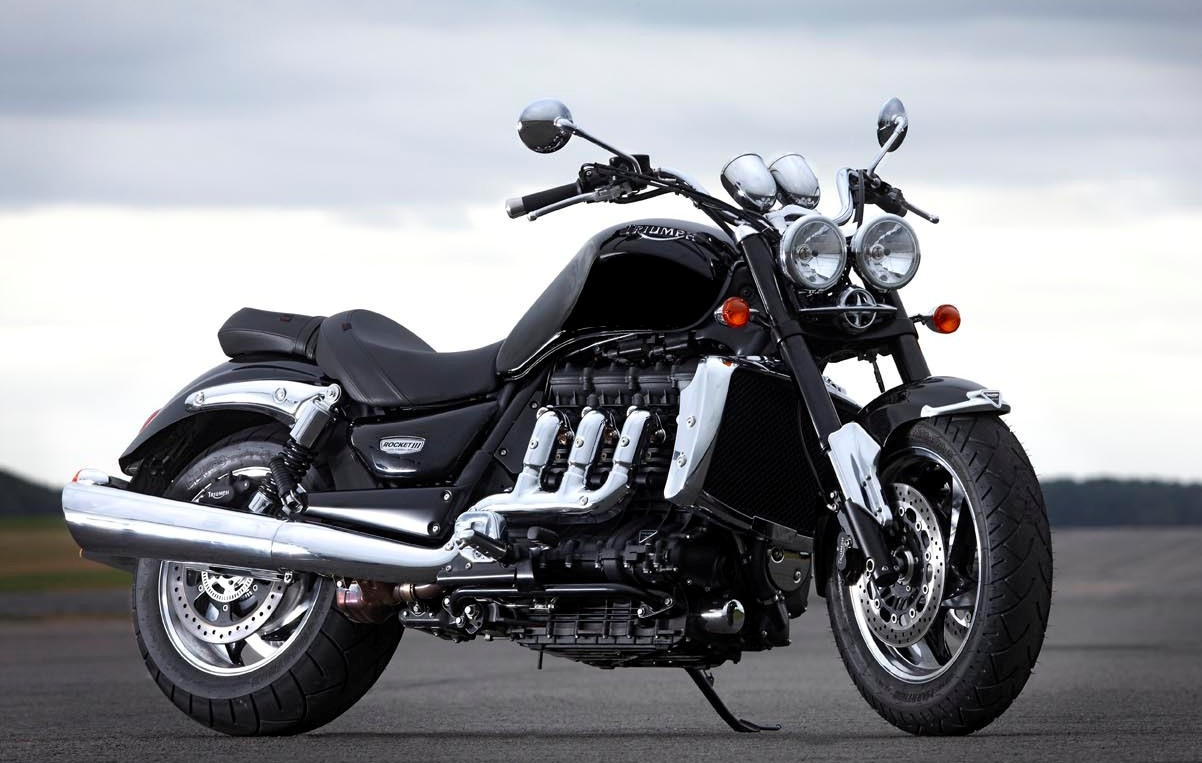 Triumph Rocket III Roadster 2012 #13