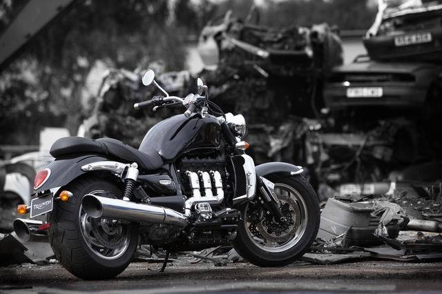 Triumph Rocket III Roadster 2012 #14